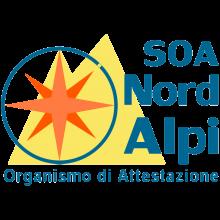 Logo SOA Nord Alpi